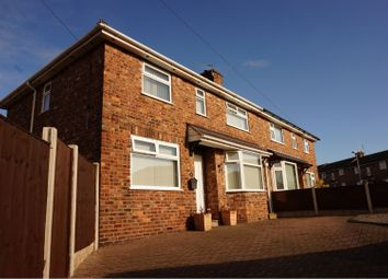 Thumbnail 3 bed semi-detached house for sale in Stenhills Crescent, Runcorn