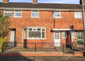 Thumbnail 3 bed semi-detached house for sale in Baker Crescent South, Baddeley Green, Stoke-On-Trent