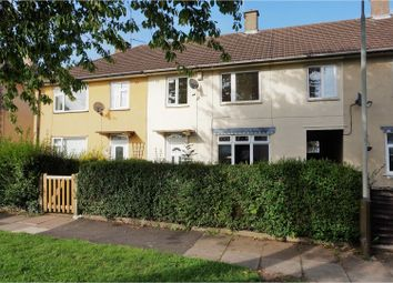 Thumbnail 4 bedroom town house for sale in Matts Close, Leicester