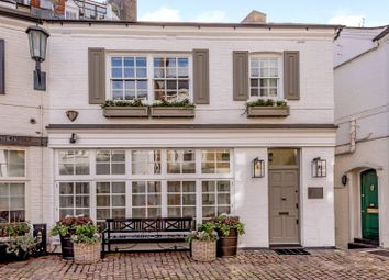 2 bed terraced house for sale in Pont Street Mews, London SW1X