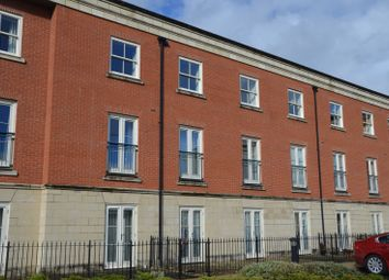 Thumbnail 2 bed flat for sale in Royal Mews, Ashby De La Zouch