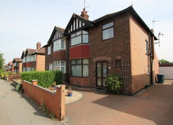 Thumbnail 3 bedroom semi-detached house to rent in Rodney Road, West Bridgford, Nottingham