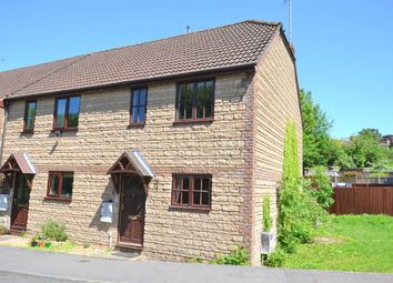 Thumbnail 2 bed end terrace house for sale in Waterside Road, Wincanton