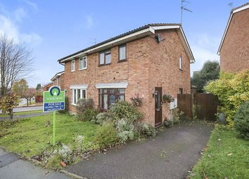 Thumbnail 2 bedroom semi-detached house for sale in Rydal Drive, Perton, Wolverhampton