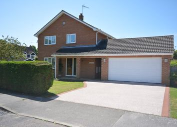 Thumbnail 4 bedroom detached house for sale in The Shires, Corton, Lowestoft