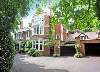 Thumbnail 9 bed detached house for sale in Farquhar Road, Edgbaston, Birmingham, West Midlands
