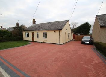 Thumbnail 3 bedroom detached bungalow for sale in Stowmarket Road, Old Newton, Stowmarket, Suffolk