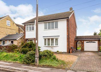 Pembroke Road, Baldock SG7. 3 bed detached house for sale