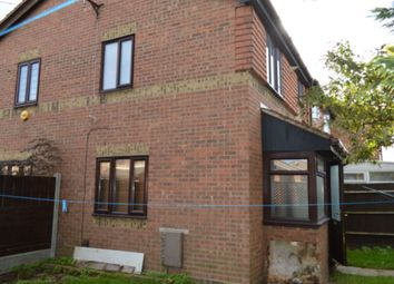 Thumbnail 1 bed terraced house to rent in Gibson Road, Chadwell Heath