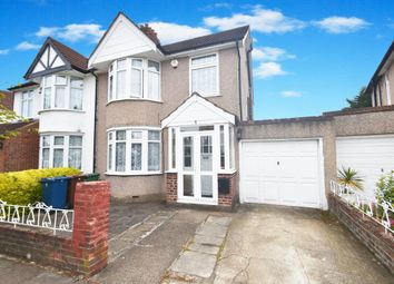Thumbnail 4 bed semi-detached house for sale in Beechwood Gardens, Harrow