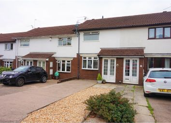 Thumbnail 2 bed terraced house for sale in Vaindre Close, Cardiff