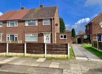 Thumbnail 3 bedroom semi-detached house for sale in Gawsworth Road, Sale, Cheshire, Greater Manchester