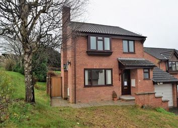 Thumbnail 3 bedroom detached house to rent in Acland Way, Tiverton