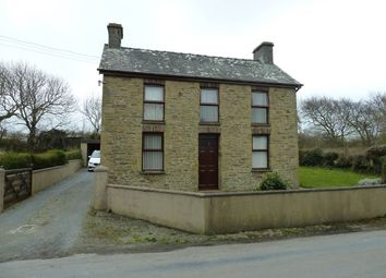 Thumbnail 3 bed detached house to rent in Maenygroes, New Quay