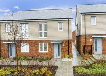 Thumbnail 2 bedroom semi-detached house for sale in Golding Road, Tunbridge Wells, Kent