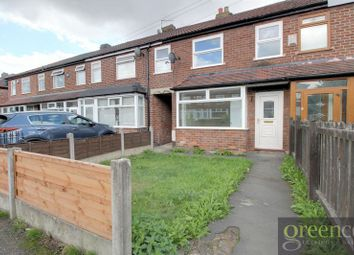 Thumbnail 3 bed terraced house to rent in Willan Road, Blackley, Manchester