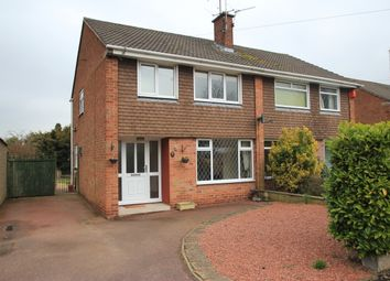 Thumbnail 3 bed semi-detached house to rent in Mendip Avenue, Hillcroft Park, Stafford, Staffordshire