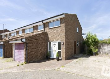 Thumbnail 4 bed end terrace house for sale in Candytuft Road, Chelmsford, Essex