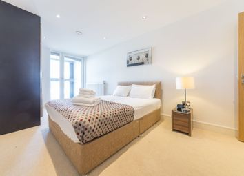 Thumbnail 3 bed flat to rent in Canary View, 23 Dowells Street, Greenwich, London