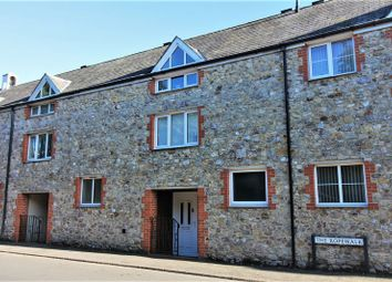 2 bed terraced house to rent in The Rope Walk, Crimchard, Chard TA20