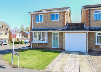 Thumbnail 3 bed link-detached house for sale in Malia Road, Chesterfield
