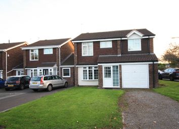 Thumbnail 3 bed detached house for sale in Chub, Two Gates, Tamworth