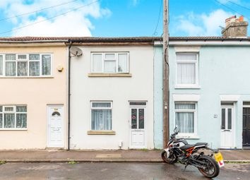 Thumbnail 3 bed terraced house for sale in Cobden Street, Gosport