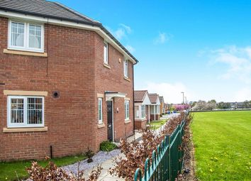 Thumbnail 3 bed semi-detached house for sale in Clifton Road, Cramlington
