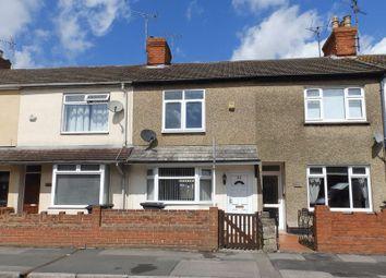 Thumbnail 3 bed terraced house for sale in Ferndale Road, Swindon