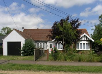 Thumbnail 4 bedroom detached bungalow for sale in North Road, Southwold