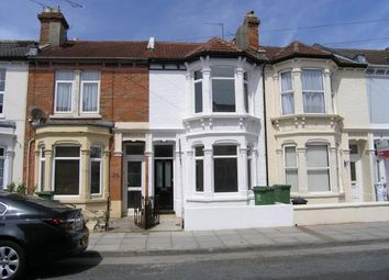 Thumbnail 3 bedroom terraced house for sale in Canterbury Road, Southsea