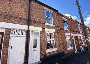 Thumbnail 2 bed terraced house for sale in Cedar Street, Derby
