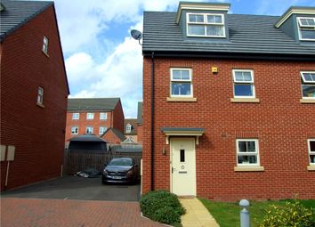 Thumbnail 3 bed semi-detached house for sale in Stockwell Drive, Derby