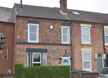Thumbnail 3 bed end terrace house for sale in Nottingham Road, Ripley