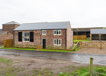 Thumbnail 4 bed barn conversion for sale in Raskelf, York
