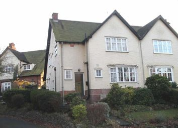 Thumbnail 3 bed semi-detached house for sale in Carless Avenue, Harborne, Birmingham