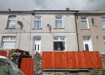 Thumbnail 3 bed terraced house for sale in Adare Street, Evanstown, Porth