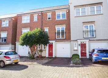 Thumbnail 3 bedroom town house for sale in St. Nicholas Place, Milford Street, Derby