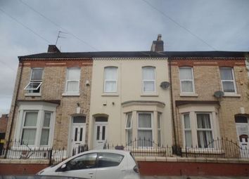 Thumbnail 3 bed terraced house for sale in Coningsby Road, Anfield, Liverpool