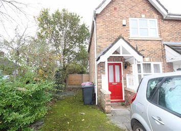 Thumbnail 2 bedroom mews house to rent in Meremanor, Walkden, Worsley