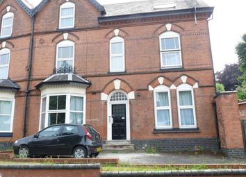 Thumbnail 1 bed flat to rent in Augusta Road, Moseley, Birmingham