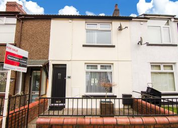Thumbnail 3 bed terraced house for sale in Letchworth Road, Ebbw Vale