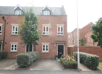 Thumbnail 3 bed end terrace house for sale in Denman Drive, Newbury