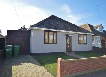 Thumbnail 5 bed detached bungalow for sale in Brighton Road, Holland-On-Sea, Clacton-On-Sea