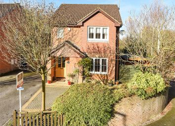 Thumbnail 3 bed link-detached house for sale in Barrington Drive, Harefield, Uxbridge, Middlesex