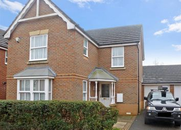 Thumbnail 3 bed detached house for sale in Boleyn Close, Loughton, Essex