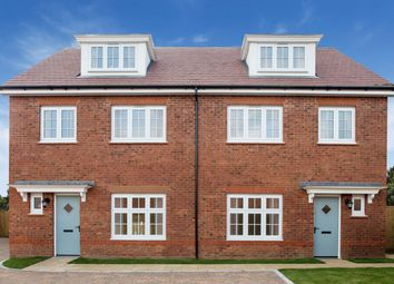 Thumbnail 4 bed semi-detached house for sale in Ryarsh Park, Roughetts Road, West Malling, Kent