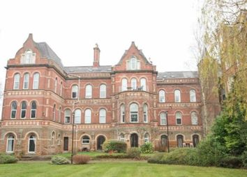 Thumbnail 2 bed flat for sale in Hine Hall, Nottingham