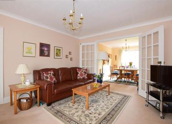 Thumbnail 3 bed semi-detached house for sale in Hurst Avenue, Worthing, West Sussex