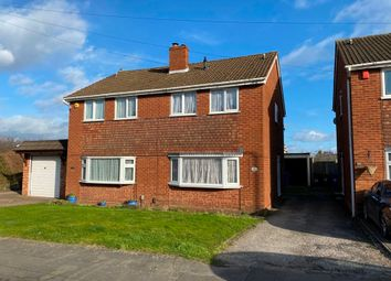3 bed semi-detached house for sale in Hunter Avenue, Chase Terrace, Burntwood WS7